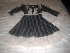 Odd Molly Abito Vestito Ricamo volant Robe Kleid  Emboidry Doll Dress