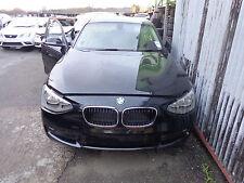 BMW F20/F21 SE 118 D AUTO 5 DOOR BLACK 2012 4X WHEEL NUTS BREAKING/PARTS