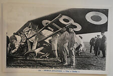 carte postale Istres aviation accident avion  n°323 #34