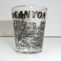 Grand Canyon Arizona Shot Glass Shooter Bar Collectible Souvenir Novelty