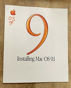 Apple Installing Mac OS 9.1 P/N: 034-1021-A