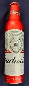 Budweiser - 16 oz - 502602  - Chk your #'s - Freshest Before Date Version -Empty