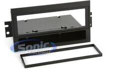 Scosche SN1527B Single DIN Installation Dash Kit for Select 2000-05 Saturn