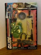 1994 Hasbro GI Joe Action Equipment - Communications Commando  NEW