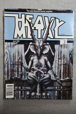 More details for heavy metal june 1980 vol. iv #3 ~ alien artist h. r. giger!