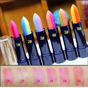 Dual Plumping Lipstick Long Lasting 6 Kind of Matte Colors