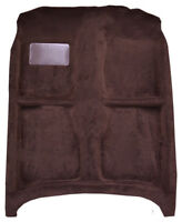 1993-1997 Geo Prizm Carpet Replacement - Cutpile - Complete   Fits: 4DR