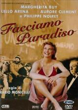 FACCIAMO PARADISO  DVD COMICO-COMMEDIA