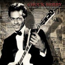 CHUCK BERRY - COMPLETE CHESS SINGLES AS AND BS 1955-61  3 VINYL LP NEW!