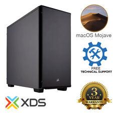 I7 8700 4.0 6 Core 16GB 3000MHz, 250GB SSD, 4GB RX560 Hackintosh MacOS Mojave