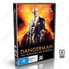 DangerMan The Incredible Mr. Goodwin (2-Disc Set) Stunt Man : New DVD
