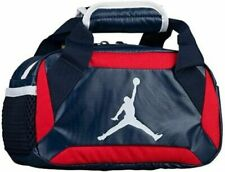 NWT Nike Classic Air Jordan Jumpman Insulated Lunch Bag Tote Blue/Red 9A1848