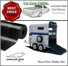 Horse float stable rubber mat anti fatigue Non Slip Mat - Matting sold per metre