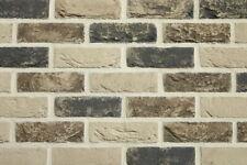 Handform-Verblender WDF BH1099 grau-braun nuanc. Klinker Vormauersteine