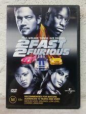 2 Fast 2 Furious - DVD - Region 4 Aust