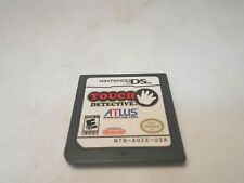 Touch Detective (Nintendo DS) game lite dsi xl 3ds 2ds