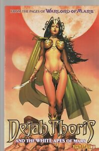Dejah Thoris And The White Apes of Mars #1 - Cover A - Dynamite - 7.0