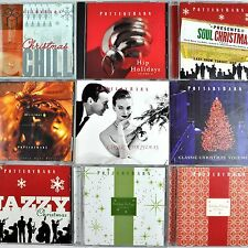 Pottery Barn 9 Christmas CD Lot + Huge Bonus Jazzy Soul Classic Hip Cool Chill