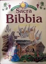 """Sacra Bibbia """"Una storia al giorno"""" Susaeta Edicones, S.A. - Girasole Editore"""