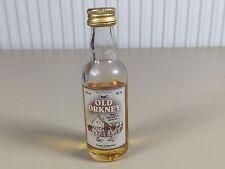 Mignonnette mini bottle non ouverte , whiskey whisky old orkney