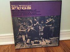 THE VILLAGE FUGS - RARE - 1965 Broadside Records 304 LP Psychedelic Folk
