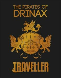 Pirates of Drinax - Traveller Campaign - MGP40009