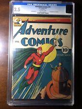 Adventure Comics #61 (1941) - 1st Starman! - CGC 2.5 - Rare! - Key!