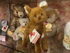 More details for teddy hermann reh limited edition 7/300 brand new - uk seller bear shop