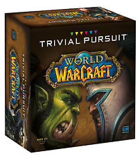 NEW TRIVIAL PURSUIT MINI WORLD OF WARCRAFT EDITION BOARD GAME 176978-0