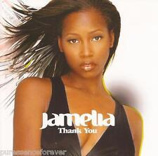 JAMELIA - Thank You (UK 14 Trk Reissue CD Album)