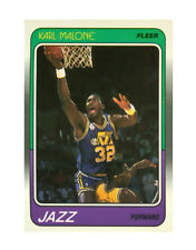 Topps Karl Malone Utah Jazz Original Basketball Cards