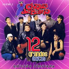 CHICOS DE BARRIO - 12 GRANDES EXITOS, VOL. 2 [LIMITED] (NEW CD)