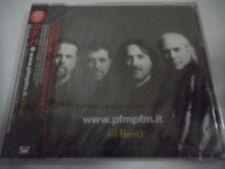 SEALED NEW P.F.M.-Live www.pfnpfm.it(il Best) JAPAN 1st.Press Promo w/OBI 2CD