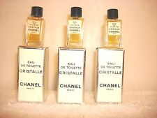 CHANEL CRISTALLE EDT 4.5 ML. MINI. (SPECIAL PRICE FOR A PACK OF 3 PIECES MINI)