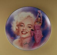 Reflections of Marilyn Monroe ALL THAT GLITTERS Plate #1 Chris Notarile Sizzling