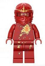 LEGO NINJAGO - LEGO MINIFIG - KAI NRG - NINJA MINI FIGURE