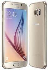 "Samsung Galaxy S6 SM-G920F Fábrica 32GB 5.1"" Smartphone Desbloqueado - Oro"
