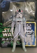 "Star Wars Marmit Japan 12"" Action Figure Kit Fully Poseable AT-AT Driver"