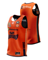 Cairns Taipans 20/21 Reversible Training Jersey, NBL Basketball