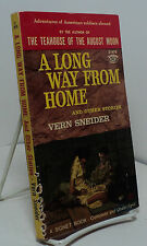 A Long Way from Home & Other Stories by Vern Sneider - Signet D1870