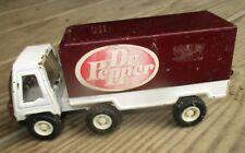 Vintage Buddy L Metal Dr. Pepper Delivery Truck