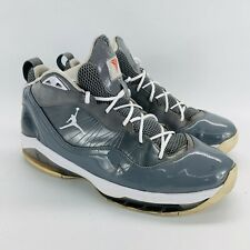 Nike Air Jordan Melo M8 Mens Basketball Shoes Cool Grey 469786-002 Size 11.5