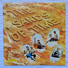 Crescendo Recordings The Sands Of Time lp,SO RARE,XTIN FOLK PSYCH,NO HOLE MARKS!