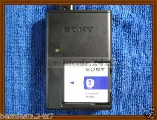 New Replacement Sony BC-CSD Charger for NP-BD1 Battery for CyberShot Cameras