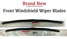 Genuine OEM Honda CIVIC 4Door Sedan Front Windshield Wiper Blades  (2008 - 2015)