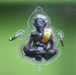 AWESOME LP JONG THAI BUDDHA AMULET VERY REAL RARE !!!