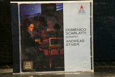 D. Scarlatti - Sonatas / Andreas Staier