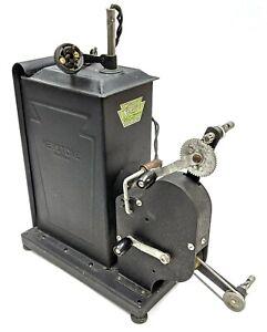 Keystone Kinescope Model E-35 16mm Movie Projector Hand Crank Antique 1920's