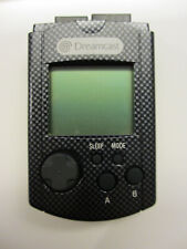 Rare Dreamcast Direct Carbon Black VMU Visual Memory Unit Import Japan