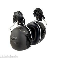 3M Peltor X Series X5P3G X5P3E 290 Premium Helmet Attached Earmuff 31db Class 5